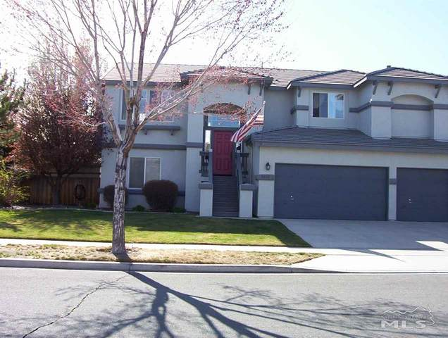 2859 Silverton Way, Sparks, NV 89436 (MLS #210004783) :: Chase International Real Estate