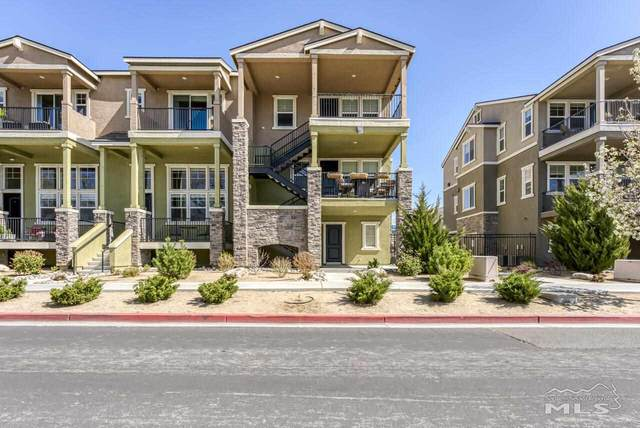2490 Eastshore Place #208, Reno, NV 89509 (MLS #210004796) :: Chase International Real Estate