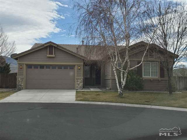 309 Lahinch, Dayton, NV 89403 (MLS #210004800) :: NVGemme Real Estate