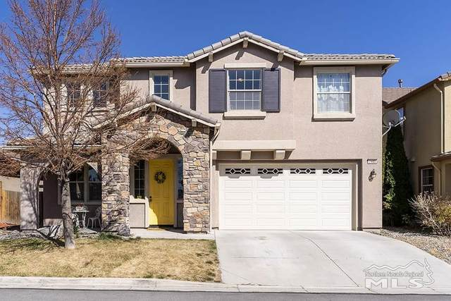 7480 Windswept Loop, Sparks, NV 89436 (MLS #210004805) :: Chase International Real Estate