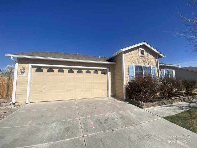 7818 Alcandre Court, Sparks, NV 89436 (MLS #210004821) :: Chase International Real Estate