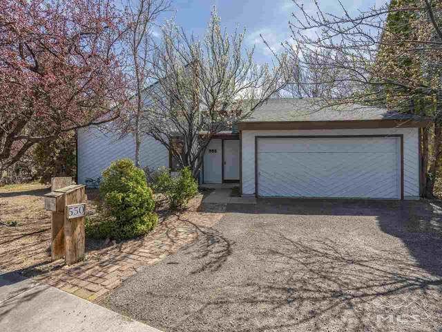 550 Creighton Way, Reno, NV 89503 (MLS #210004822) :: Chase International Real Estate