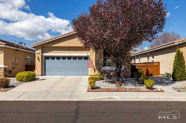 1421 Palermo Dr, Sparks, NV 89434 (MLS #210004829) :: Morales Hall Group