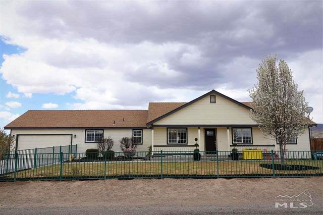 6285 Bluegrass, Stagecoach, NV 89429 (MLS #210004833) :: Chase International Real Estate