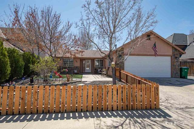 675 Lucas Drive, Carson City, NV 89701 (MLS #210004839) :: Morales Hall Group