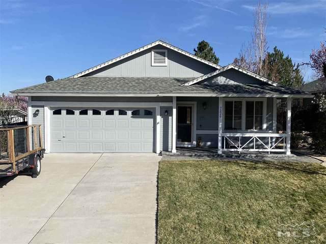 7220 Brockway Ct, Reno, NV 89523 (MLS #210004844) :: Morales Hall Group