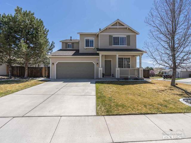 2735 Ashland Ave., Sparks, NV 89436 (MLS #210004845) :: Morales Hall Group