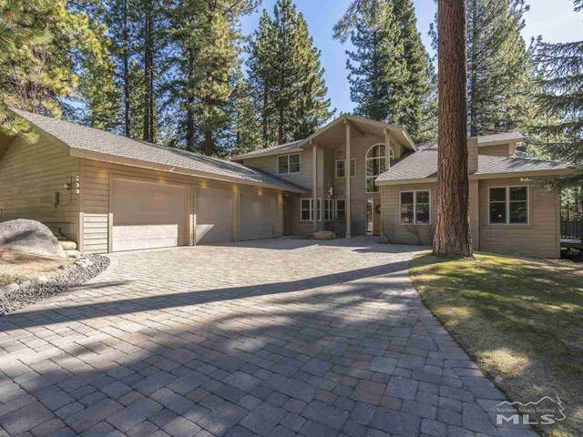 590 Putter Ct, Incline Village, NV 89451 (MLS #210004852) :: The Mike Wood Team