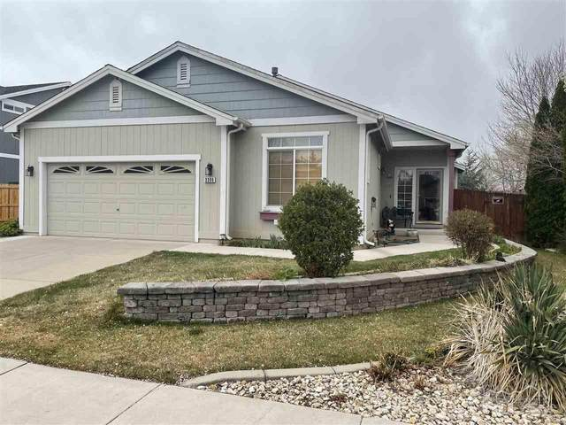 3399 Waterfield Dr, Sparks, NV 89434 (MLS #210004854) :: Morales Hall Group