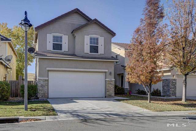 3959 Antinori Dr., Sparks, NV 89436 (MLS #210004859) :: Chase International Real Estate
