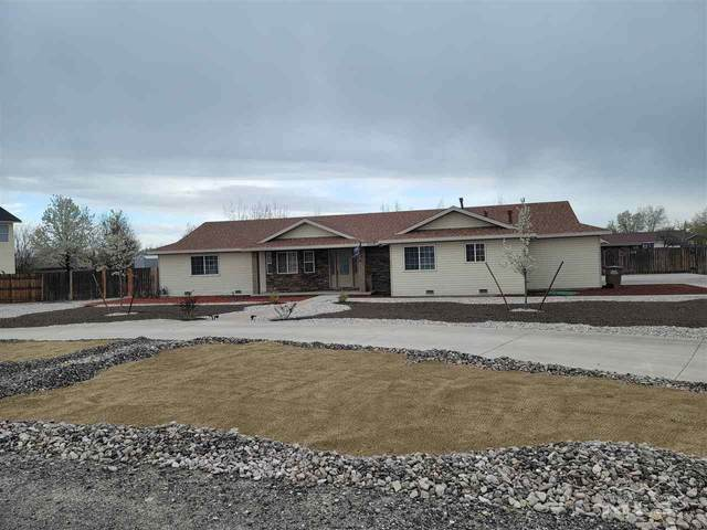 1445 Golden Park Way, Fallon, NV 89406 (MLS #210004861) :: Chase International Real Estate