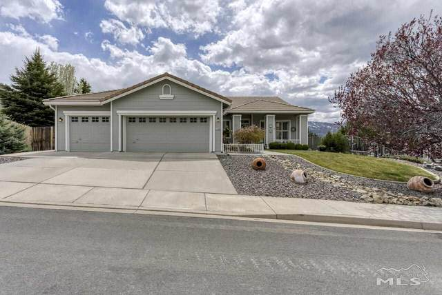 7140 Heatherwood Drive, Reno, NV 89523 (MLS #210004862) :: The Mike Wood Team