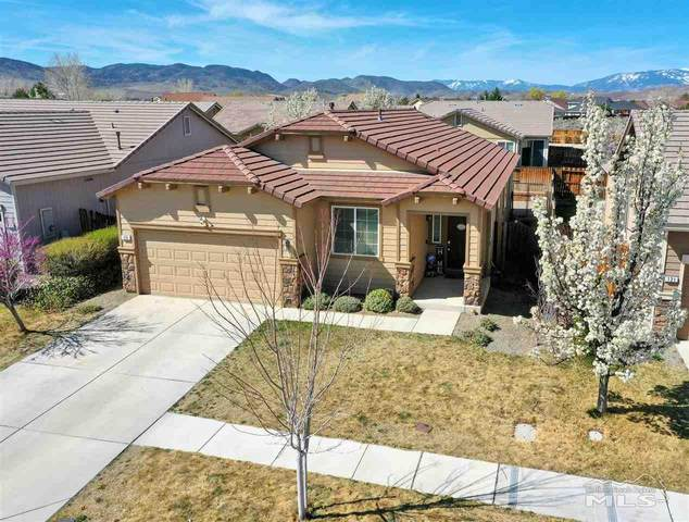 119 Calvert, Dayton, NV 89403 (MLS #210004865) :: Chase International Real Estate