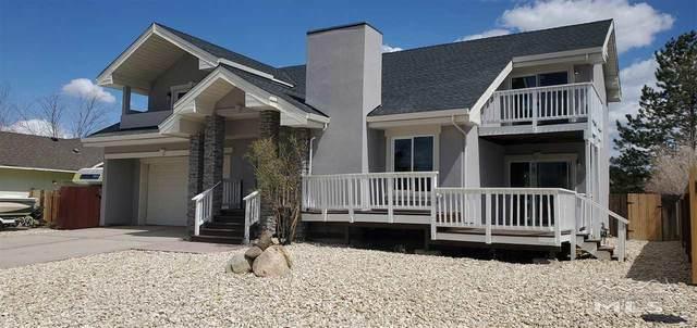 699 Ann, Gardnerville, NV 89460 (MLS #210004876) :: Chase International Real Estate
