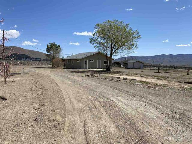 1421 Eagle Mountain, Wellington, NV 89444 (MLS #210004881) :: Craig Team Realty