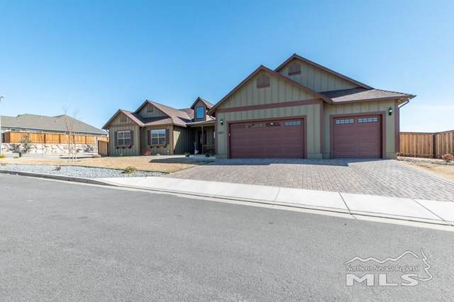 340 Shady Valley Rd., Sparks, NV 89511 (MLS #210004888) :: Chase International Real Estate