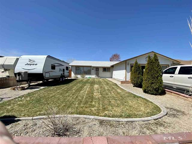 807 Brandy, Dayton, NV 89403 (MLS #210004891) :: Chase International Real Estate