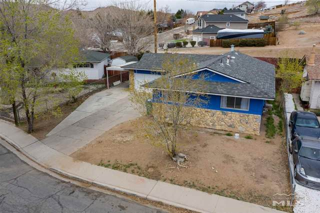 50 Eric Avenue, Sparks, NV 89431 (MLS #210004897) :: Morales Hall Group