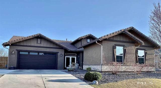 7140 Souverain, Reno, NV 89506 (MLS #210004901) :: Vaulet Group Real Estate