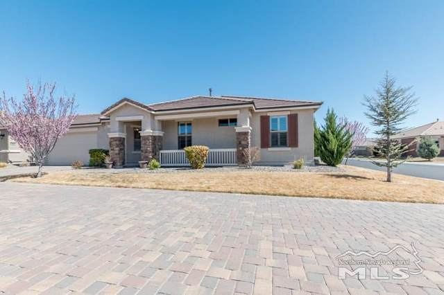 494 Merganser, Sparks, NV 89436 (MLS #210004910) :: Morales Hall Group
