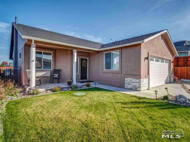 264 Walker, Gardnerville, NV 89410 (MLS #210004911) :: Craig Team Realty