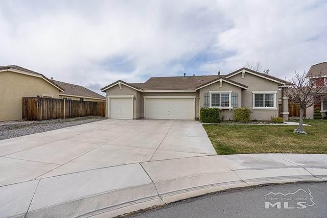 1704 Little Oak Ct, Fernley, NV 89408 (MLS #210004912) :: Theresa Nelson Real Estate