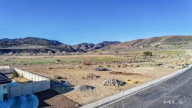 145 Denio, Dayton, NV 89403 (MLS #210004913) :: NVGemme Real Estate