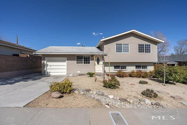 3280 Sandra Dr, Reno, NV 89503 (MLS #210004915) :: The Mike Wood Team