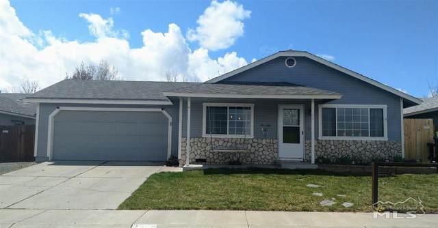 2066 Southridge Ct, Carson City, NV 89706 (MLS #210004916) :: Morales Hall Group