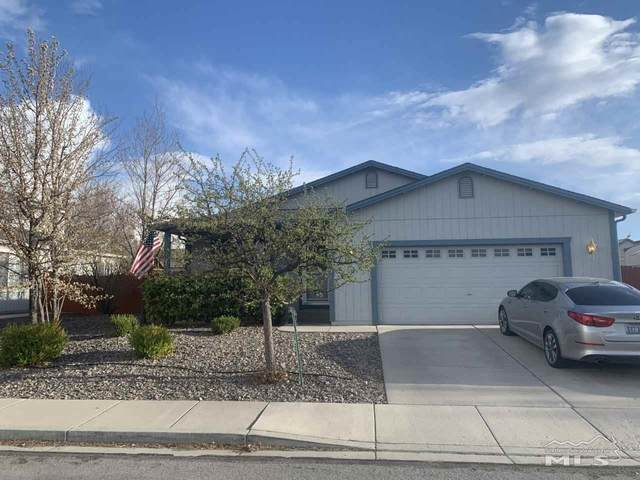 17676 Frost Peak, Reno, NV 89508 (MLS #210004918) :: Morales Hall Group