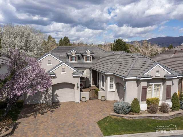 1735 Caughlin Creek Road, Reno, NV 89519 (MLS #210004922) :: Morales Hall Group