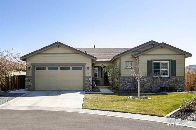 823 Gullane, Dayton, NV 89403 (MLS #210004923) :: NVGemme Real Estate