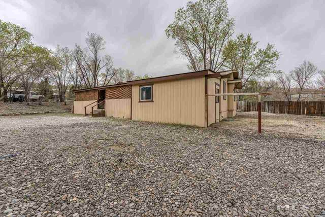 4669 Clinton, Sun Valley, NV 86433 (MLS #210004924) :: Vaulet Group Real Estate