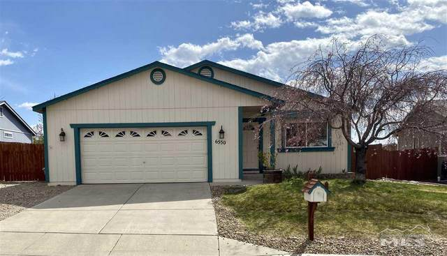 6550 Tanana, Reno, NV 89433 (MLS #210004925) :: Vaulet Group Real Estate