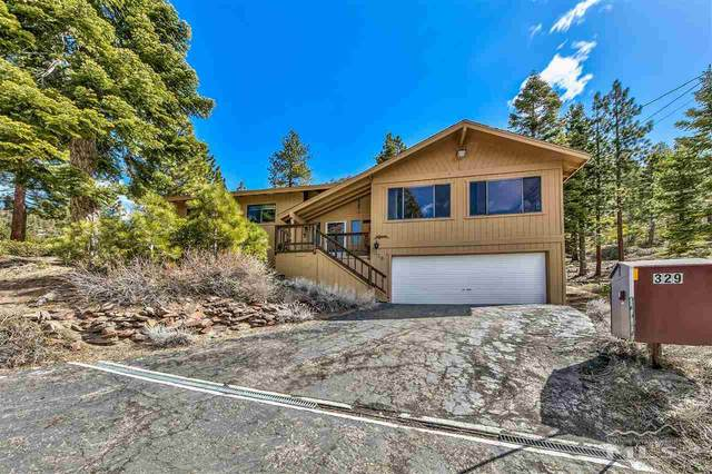 329 Barrett Dr, Stateline, NV 89449 (MLS #210004926) :: Craig Team Realty