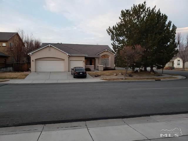 3194 Cobrita Ct, Sparks, NV 89436 (MLS #210004931) :: Theresa Nelson Real Estate