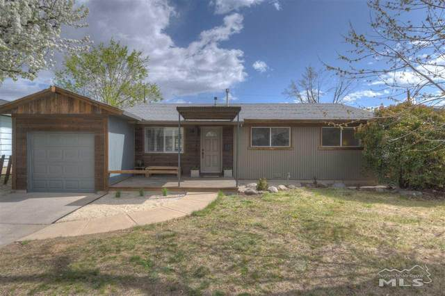3460 Zion Lane, Reno, NV 89503 (MLS #210004932) :: The Mike Wood Team