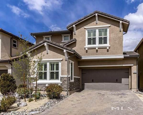 2055 Hope Valley Dr., Reno, NV 89521 (MLS #210004934) :: Morales Hall Group