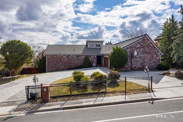 3625 Cashill, Reno, NV 89509 (MLS #210004938) :: Chase International Real Estate