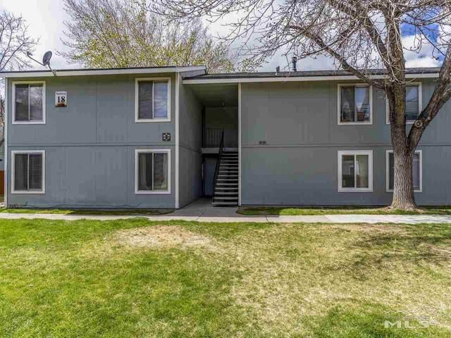 4602 Neil Rd #79, Reno, NV 89502 (MLS #210004944) :: Theresa Nelson Real Estate