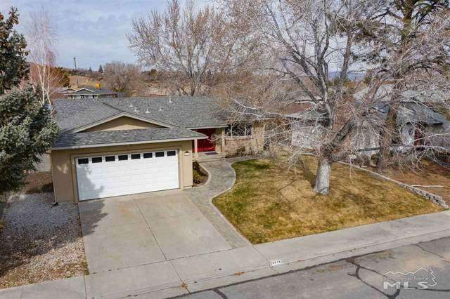 2575 Valmar Place, Reno, NV 89503 (MLS #210004946) :: The Mike Wood Team