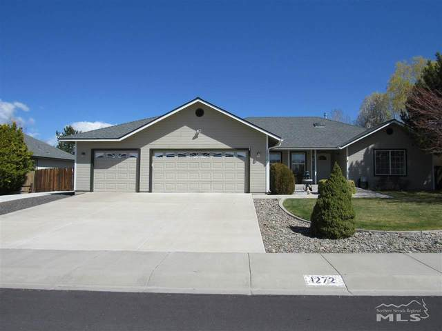 1272 Conestoga, Minden, NV 89423 (MLS #210004948) :: Craig Team Realty