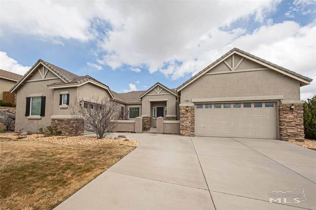 2848 Cedar Ridge Drive, Reno, NV 89523 (MLS #210004949) :: The Mike Wood Team