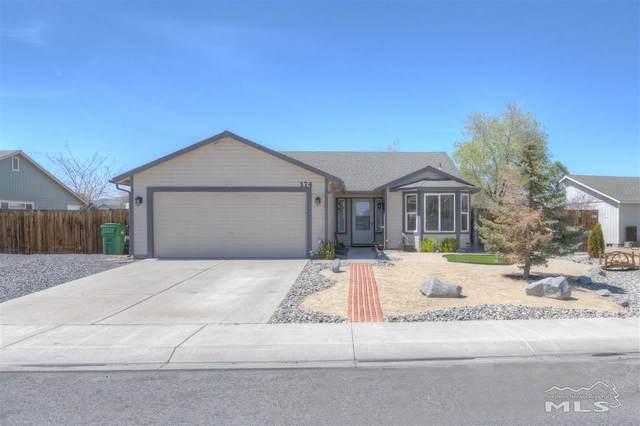 174 Prairie Lane, Fernley, NV 89408 (MLS #210004952) :: Theresa Nelson Real Estate