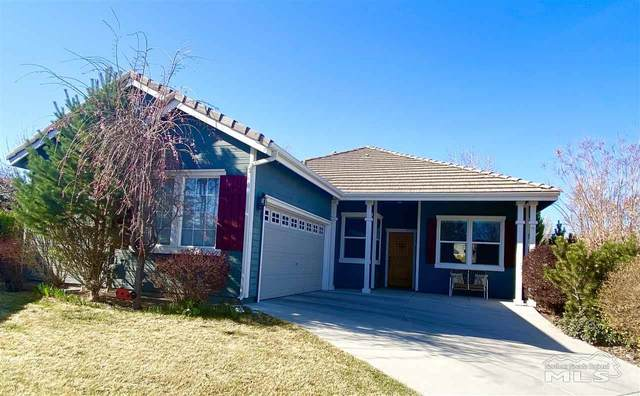 2619 Chaucer St, Sparks, NV 89436 (MLS #210004957) :: Morales Hall Group