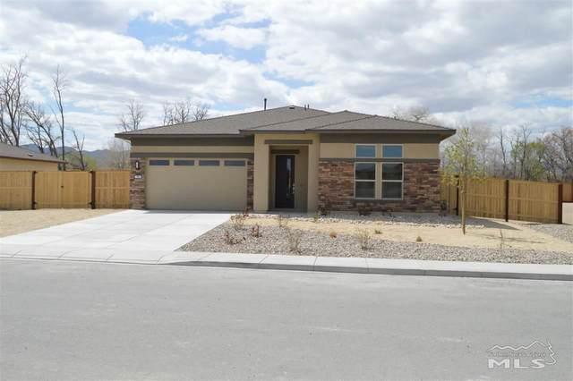 785 Palomino Dr #21, Fernley, NV 89408 (MLS #210004961) :: NVGemme Real Estate