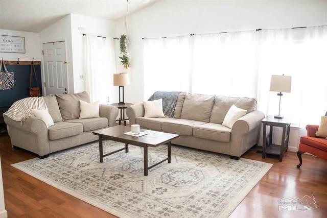 35 Ave De La Argent, Sparks, NV 89434 (MLS #210004966) :: Vaulet Group Real Estate
