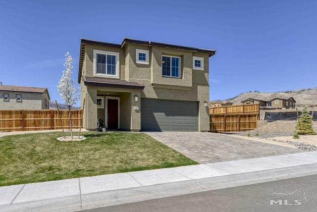 225 Balcorta, Verdi, NV 89439 (MLS #210004969) :: Vaulet Group Real Estate