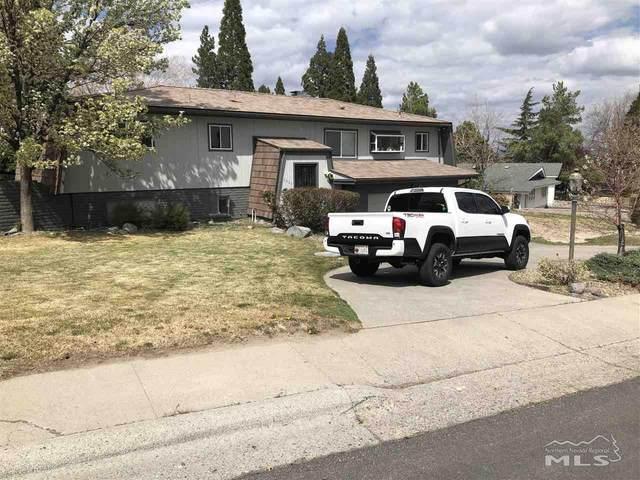 2665 Pioneer Drive, Reno, NV 89509 (MLS #210004978) :: Morales Hall Group
