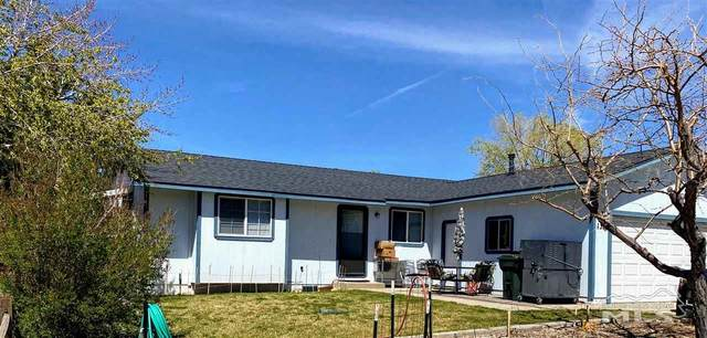 1376 Rancho Rd., Gardnerville, NV 89460 (MLS #210004979) :: Craig Team Realty